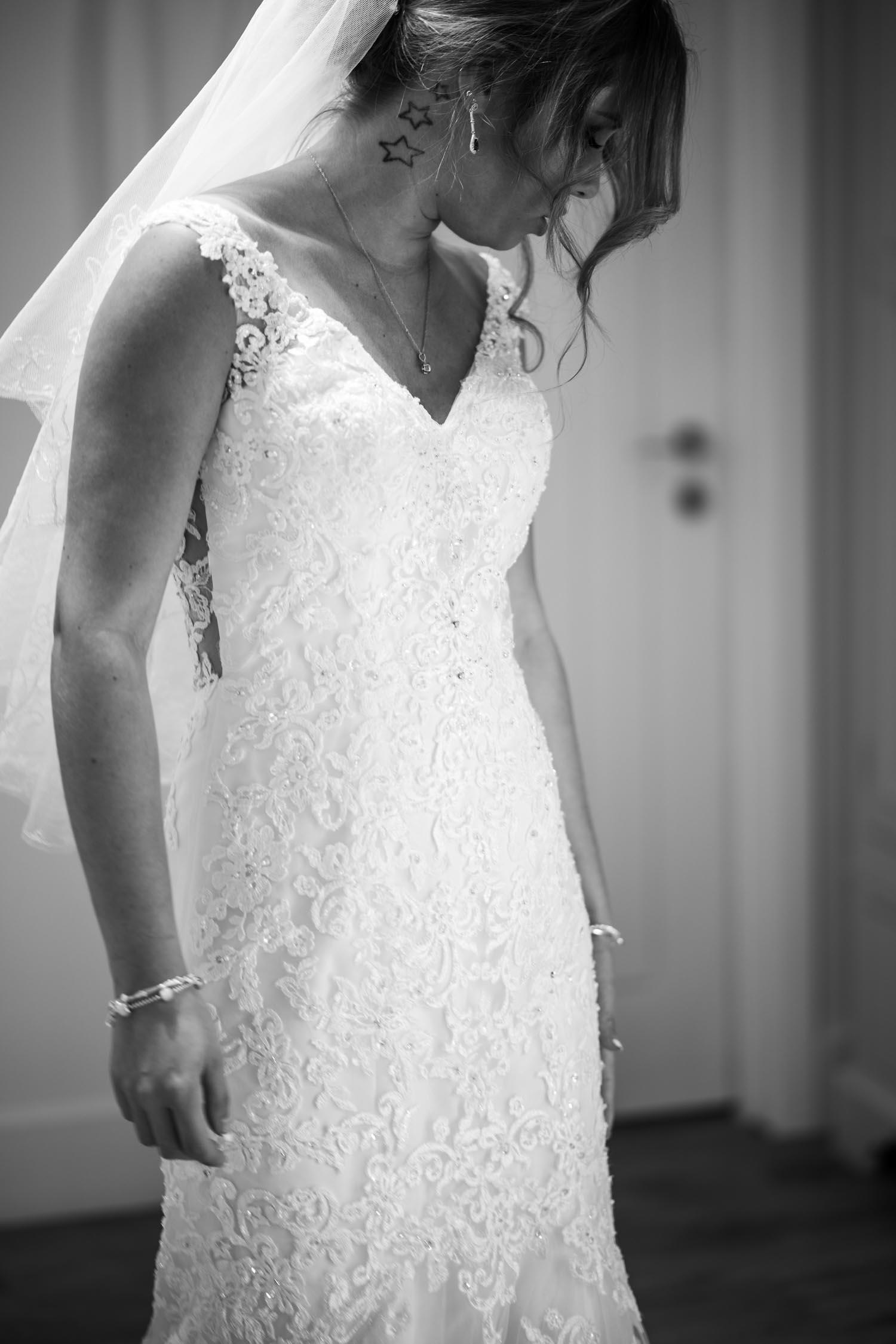 A beatiful bride