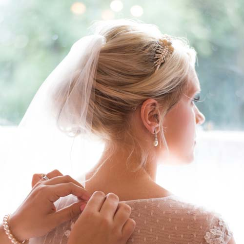 Morning Gallery - A sample selection of photos through the wedding preparations
