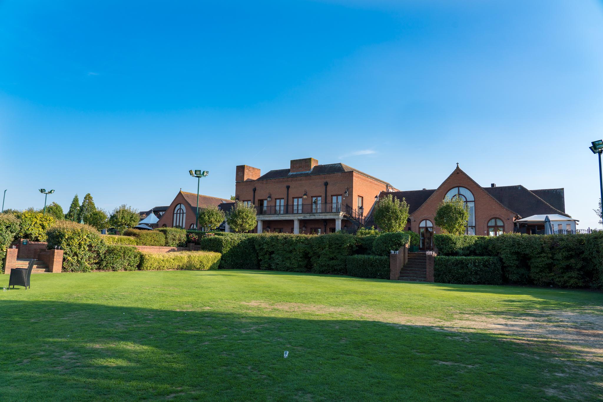 Wedding Stockbrook Manor