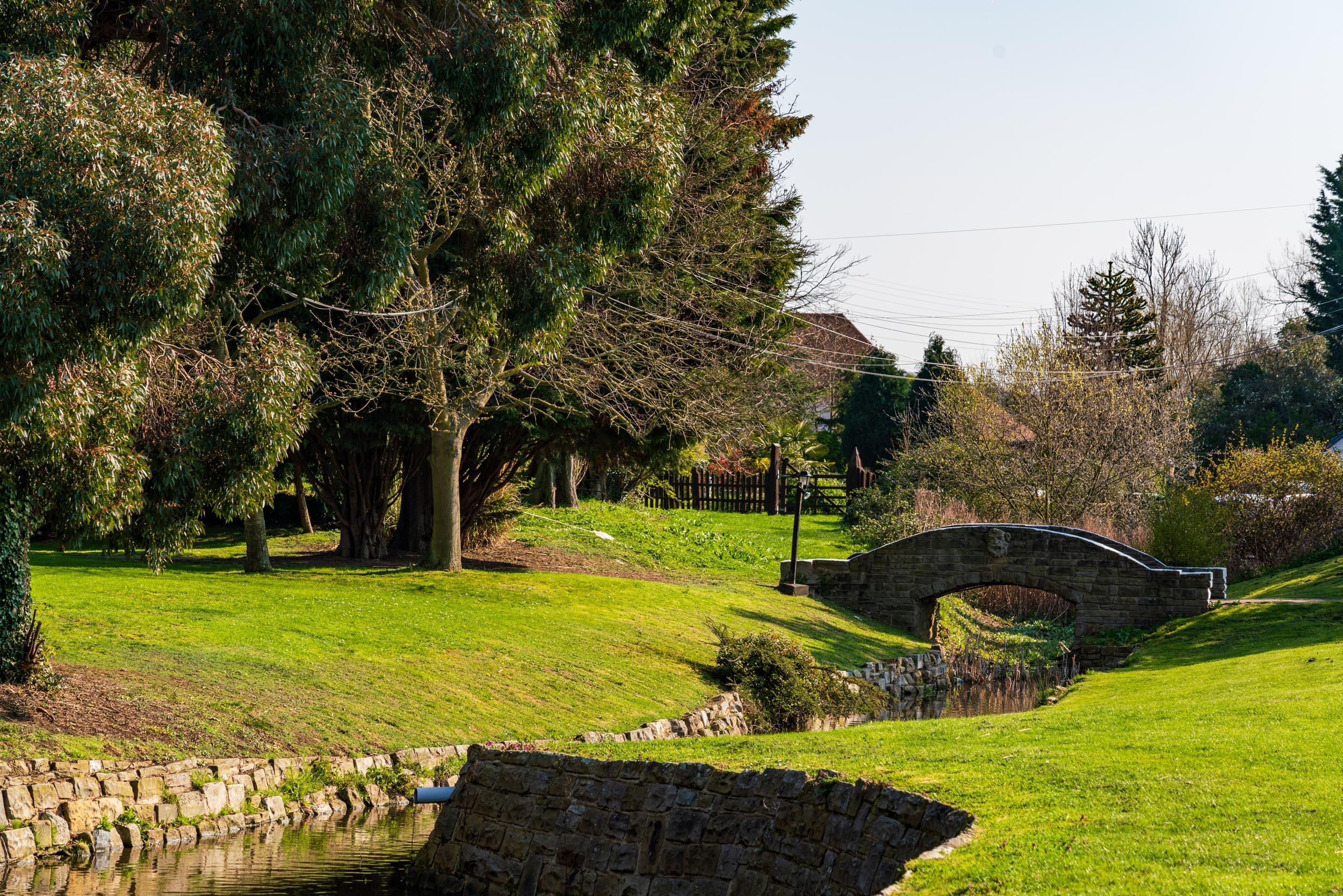 Ye Olde Plough House Bridge