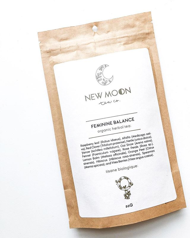 Feeling a little unbalanced? Did you snap at your boyfriend for breathing too loudly today? Cry because you watched a video of puppy who became friends with duck? ⁣ ⁣ Girl, I got you. ⁣ This Feminine Balance tea from @newmoonteaco is exactly what you need! ⁣ ⁣ All jokes aside Feminine Balance tea is designed to help women balance their hormones, which with proper lifestyle and nutrition can relieve monthly suffering and aid in fertility. If used daily, it can help harmonize the body and relieve stress on hormones. ⁣ ⁣ ⁣ ⁣ #greenlifestyle #consciousliving #wastefreeplanet #jackandjeanco #localmaker #slowliving #compostable #naturalingredients #organictea #farmtocup #looseleaftea
