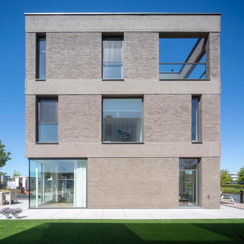 Kubus woning // Particulier woonhuis // Utrecht