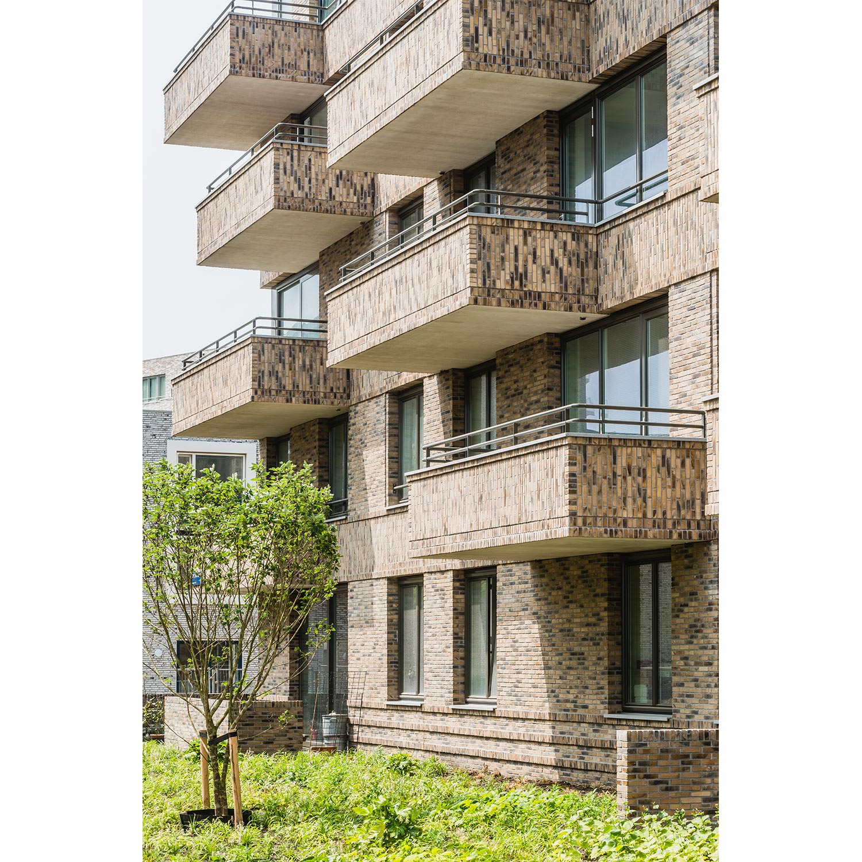 De Zeebonk // 35 appartementen // Amsterdam