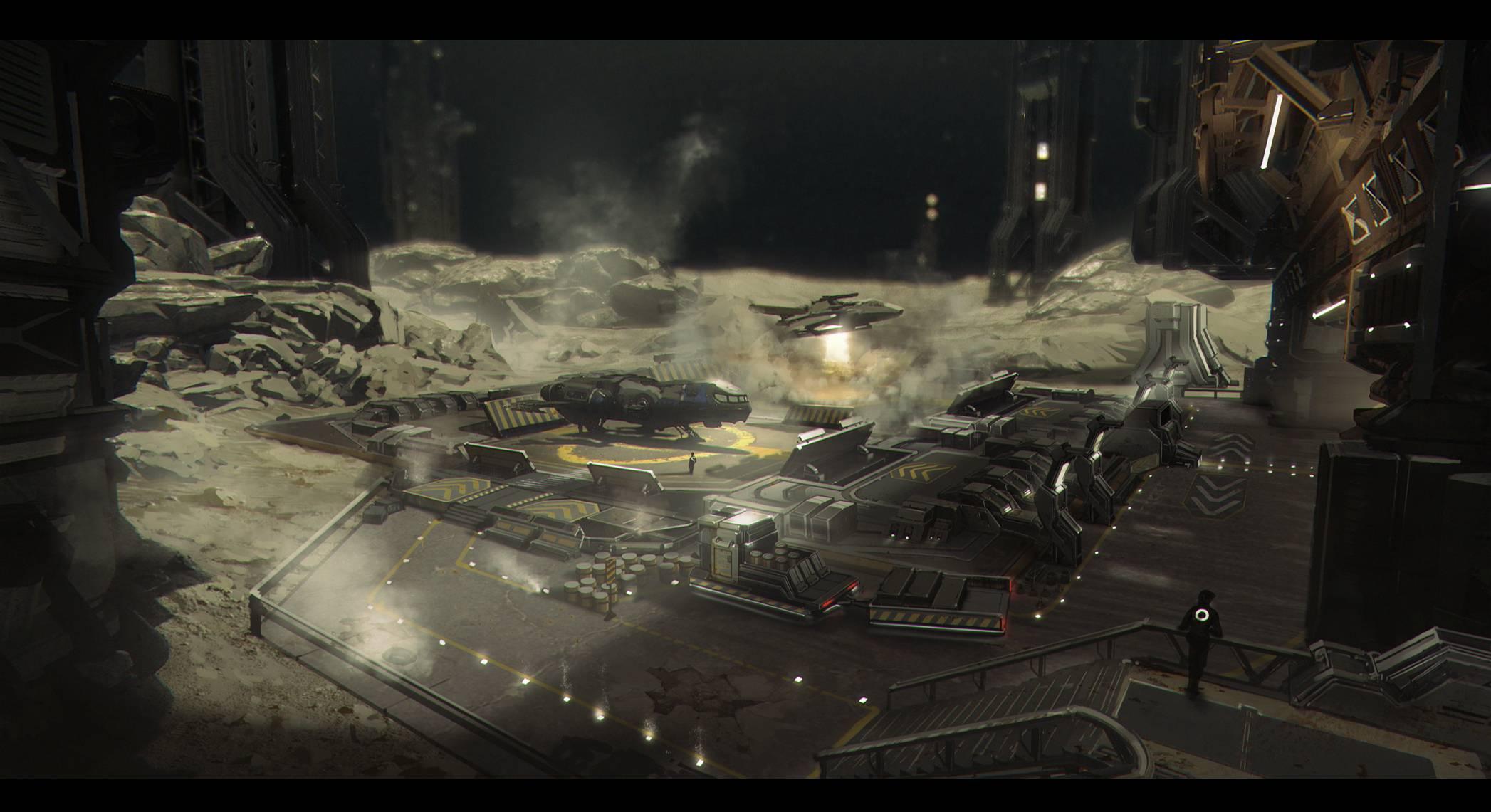 (Vanguard Asteroid Base #19, Delamar Debris Fields)