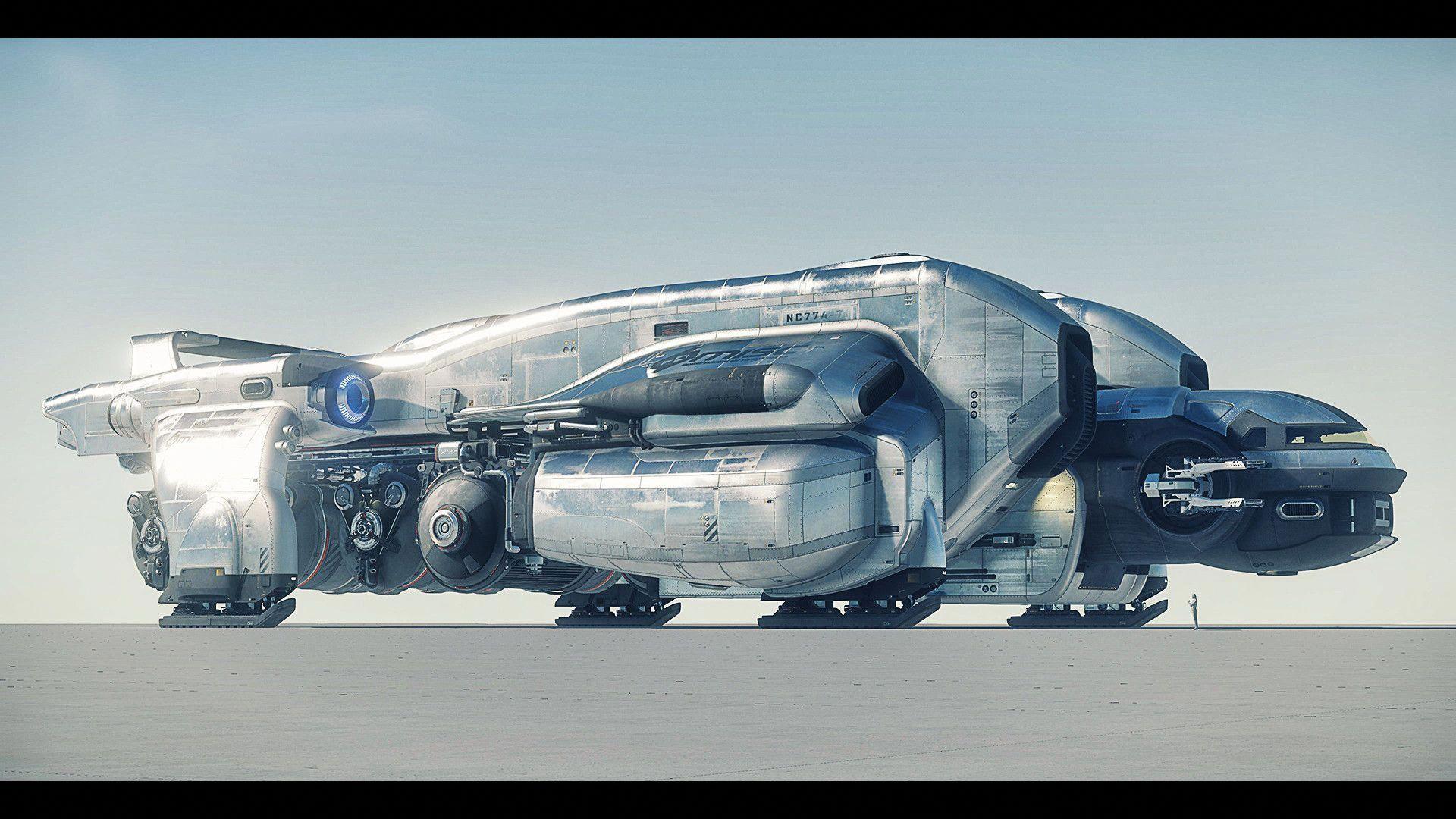 (Starfarer Photo Courtesy of Musashi Industrial and Starflight Concern)
