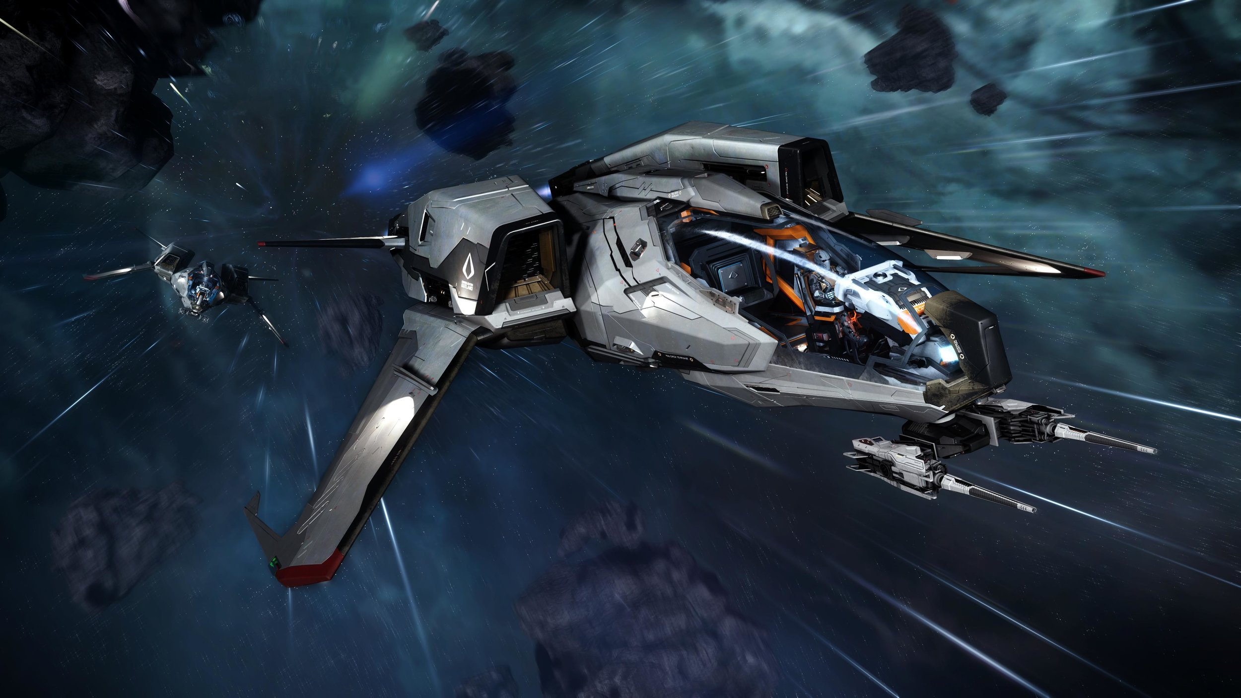 (Mustang Alpha Photo Courtesy of Consolidated Outland)