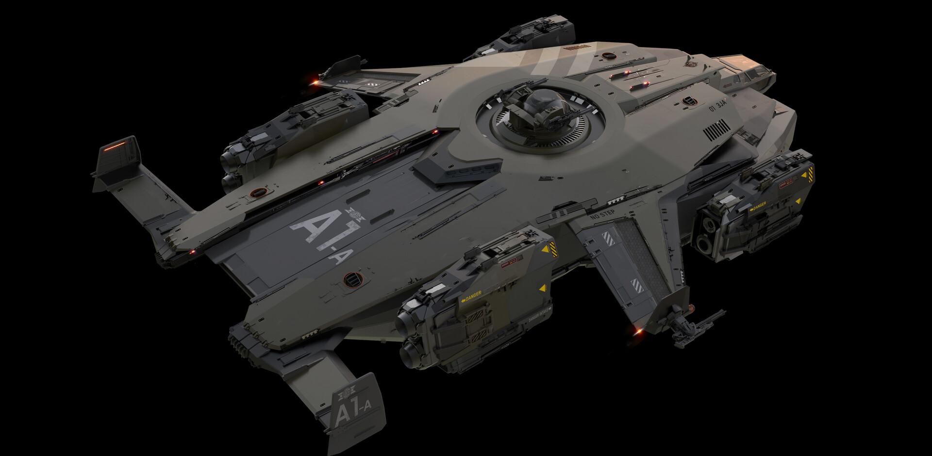 (Valkyrie Photo Courtesy of Anvil Aerospace)