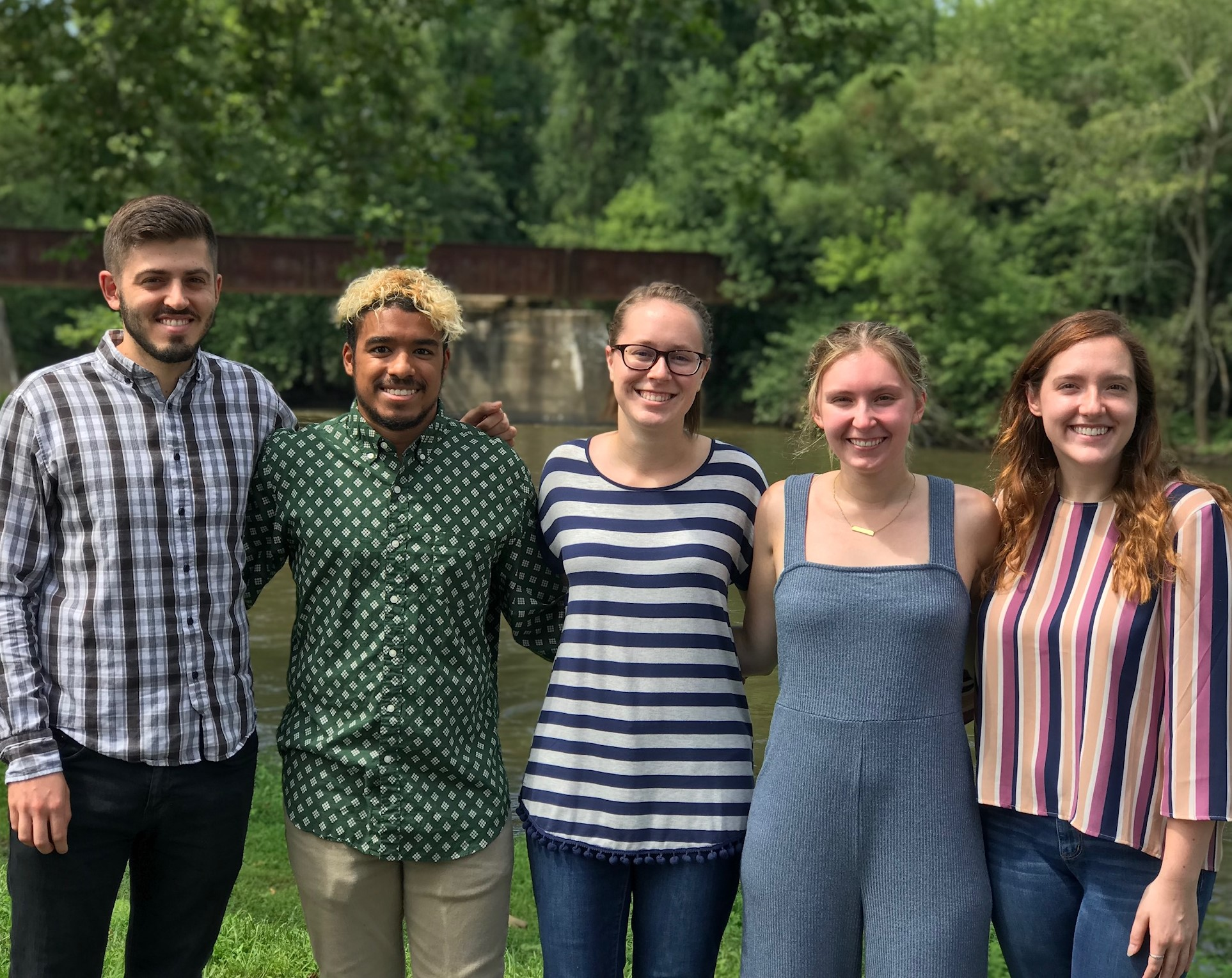 2019 summer interns - Click the button below to learn more about our Internship Program.