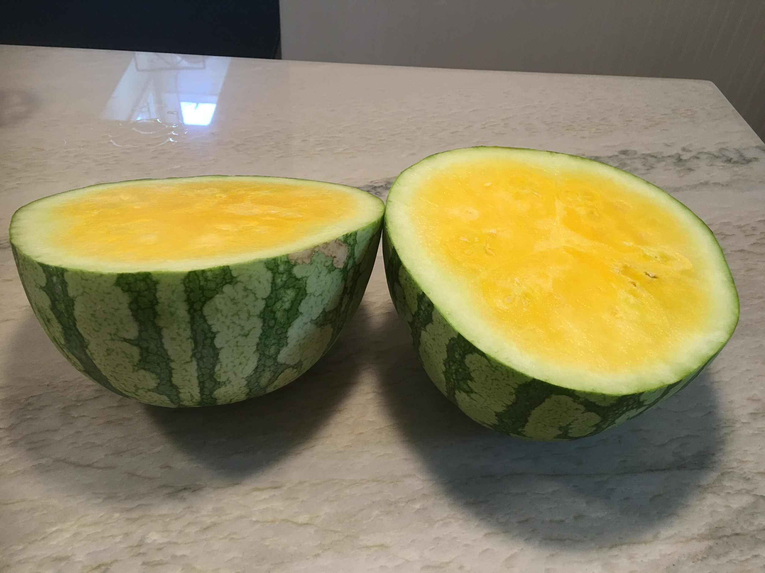 Farm fresh yellow watermelon.jpg
