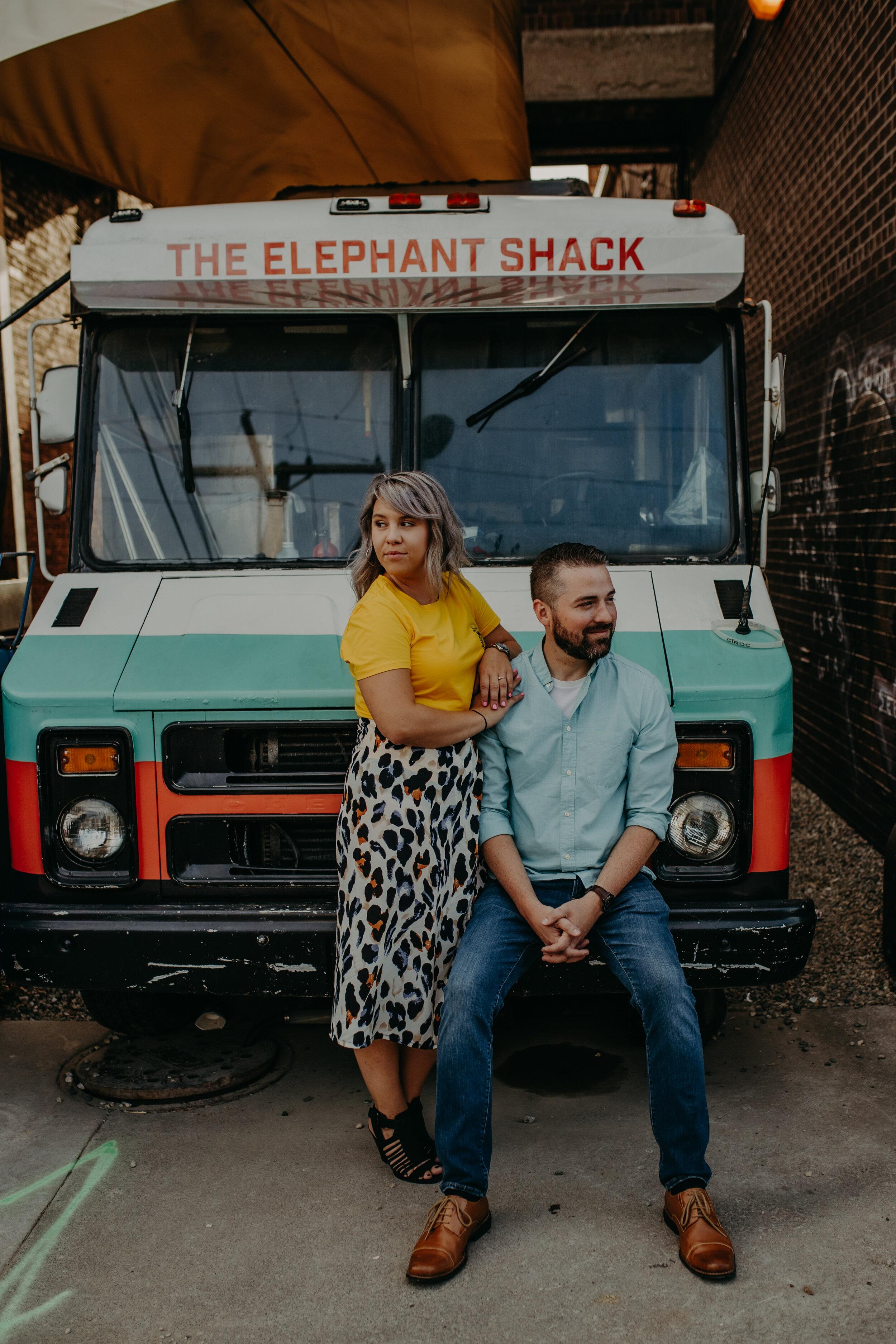The Elephant Shack Detroit