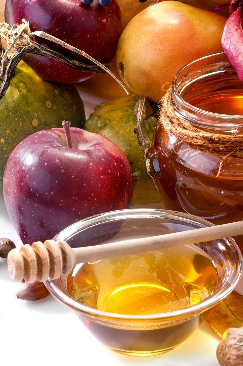 Honey - Healthy for you. Vital to the food cycle.