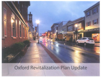 Oxford Revitalization Plan Update -