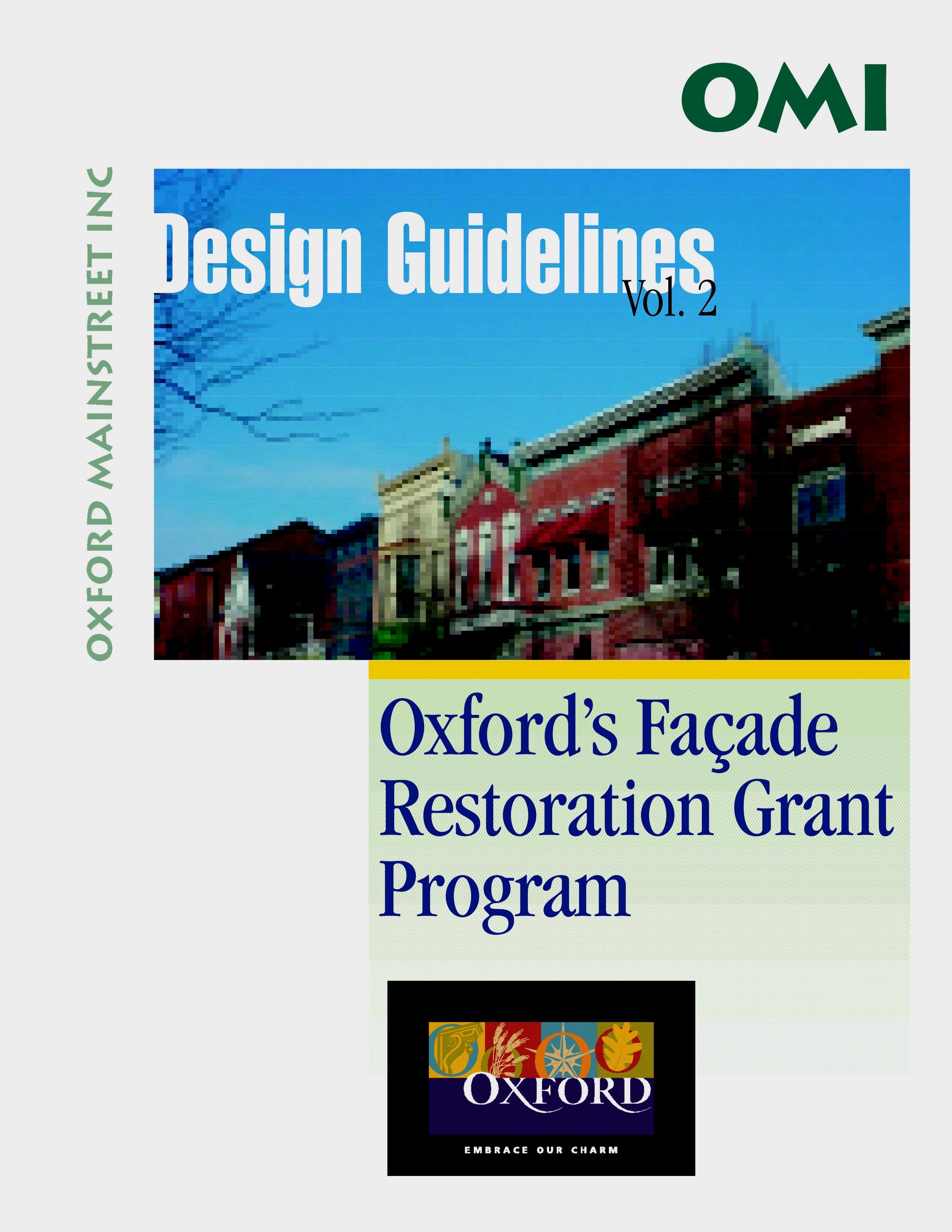 OMI Design Guidelines -