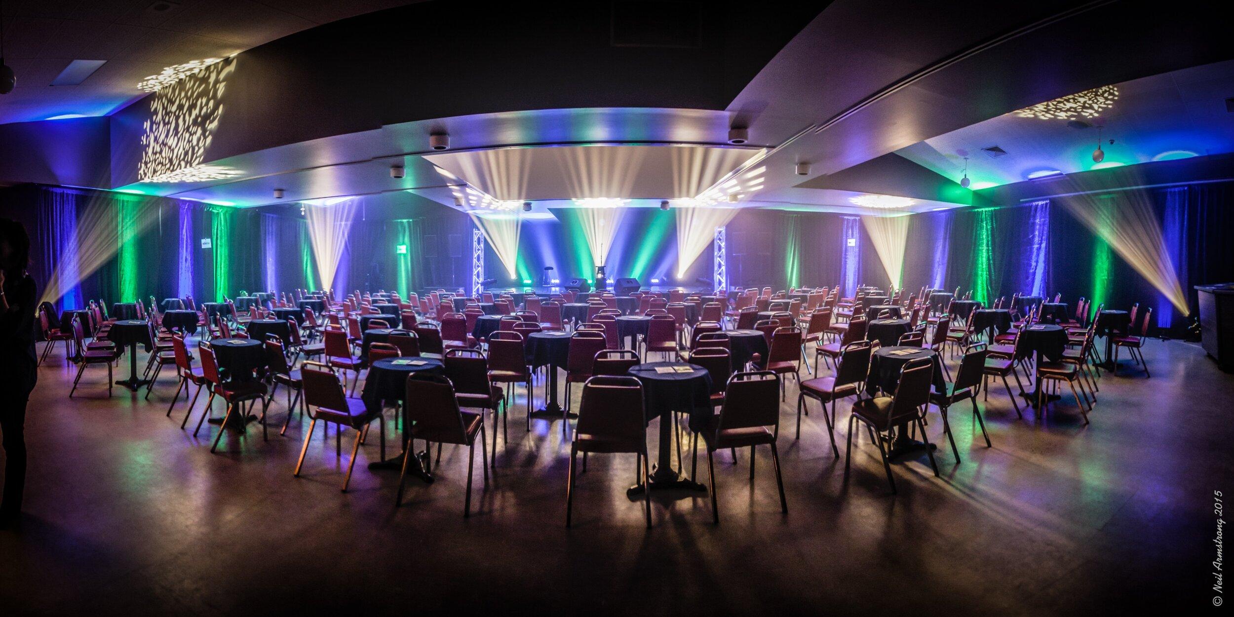 Salle Jean Coutu - Formule Cabaret
