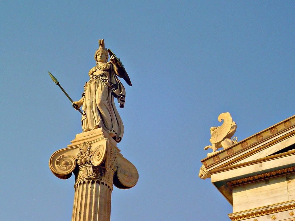 Godness Athena