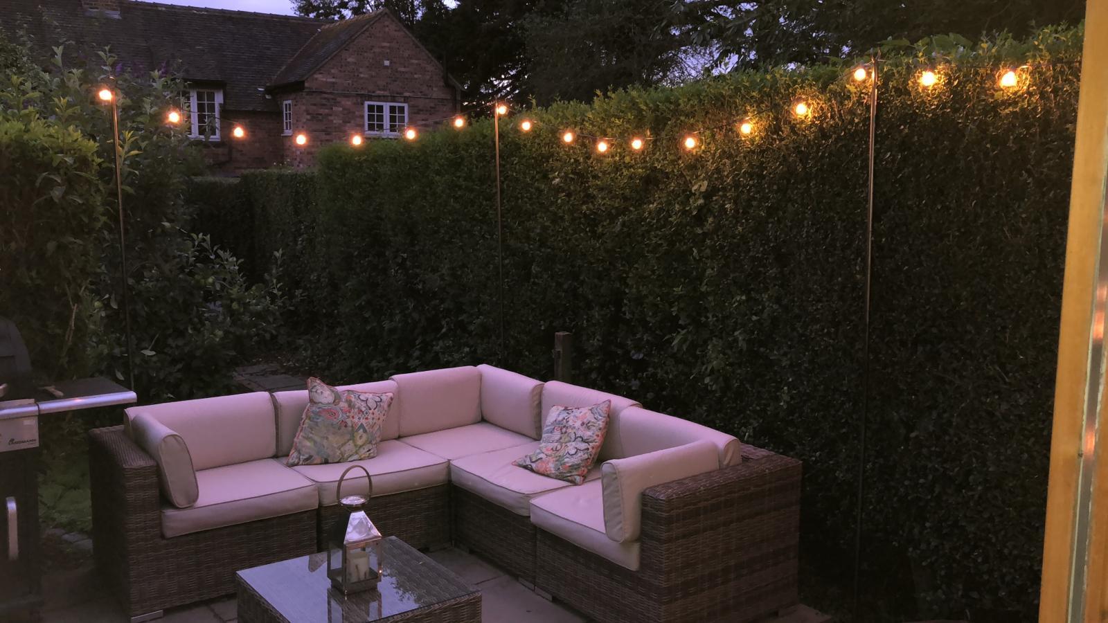 Garden Fairy Lights -