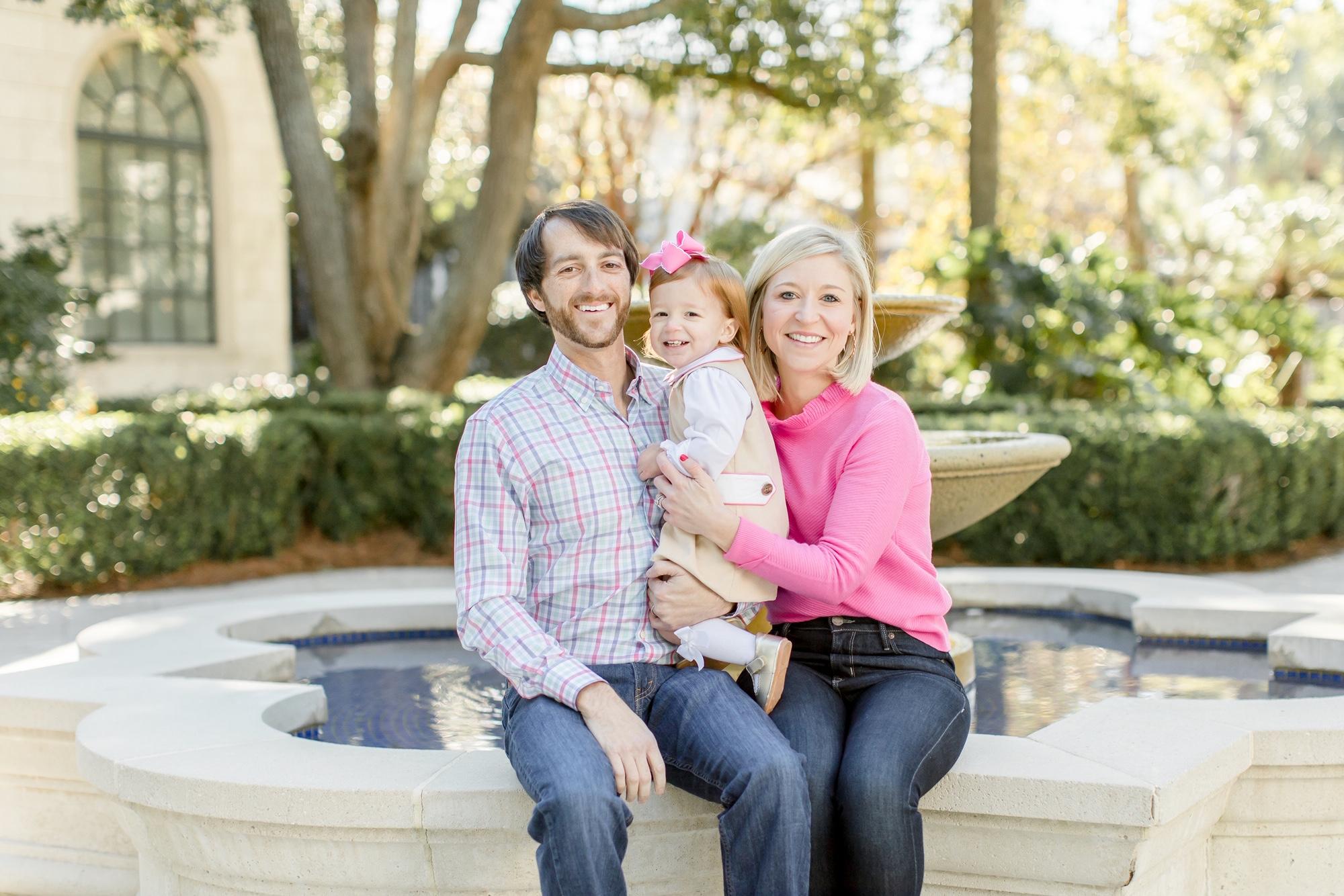 Brett, Libby and Lakyn Flanagan