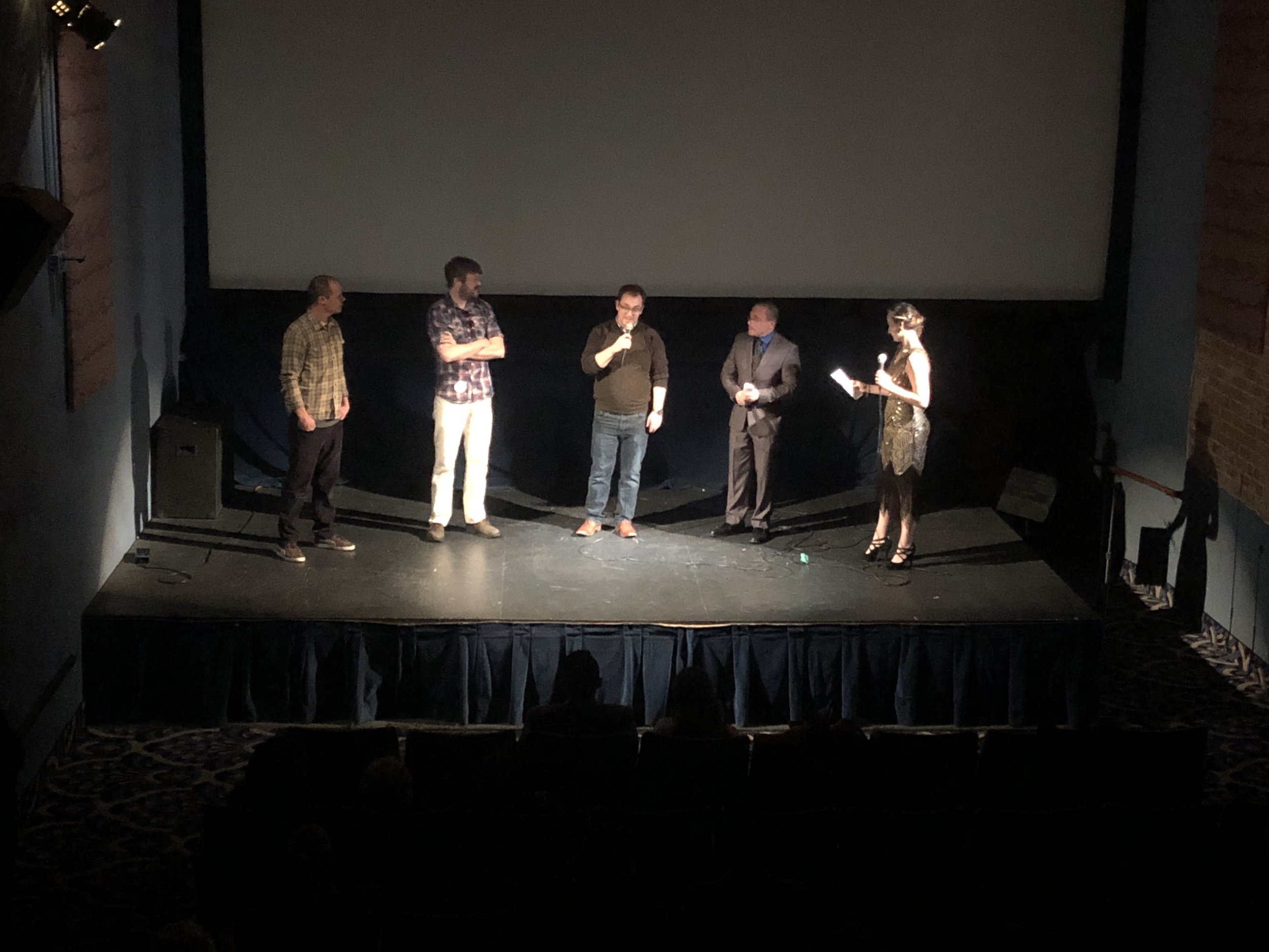 Creators discussed the making of their short films.