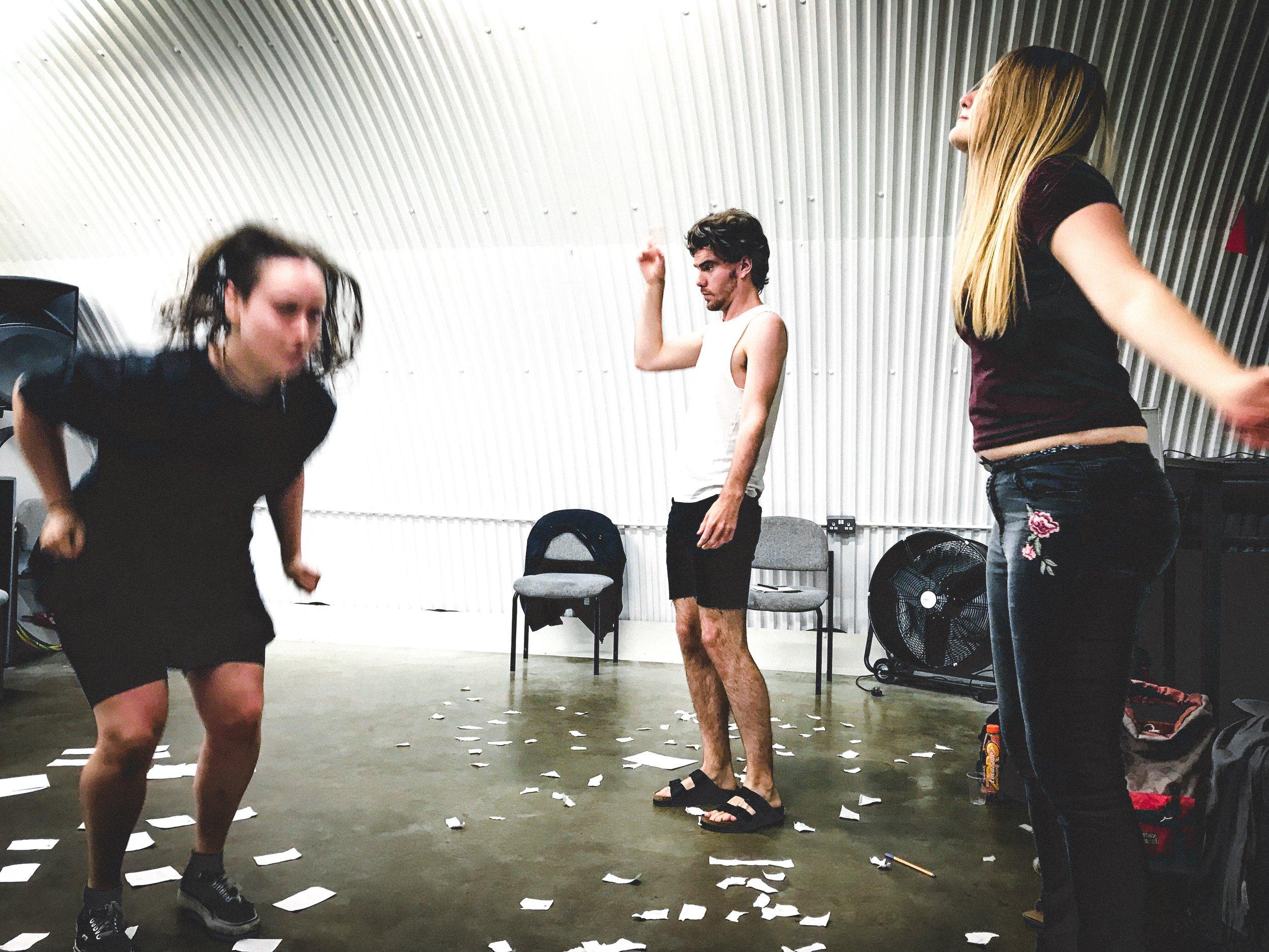Pow! - a development scheme for young LGBTQ artists