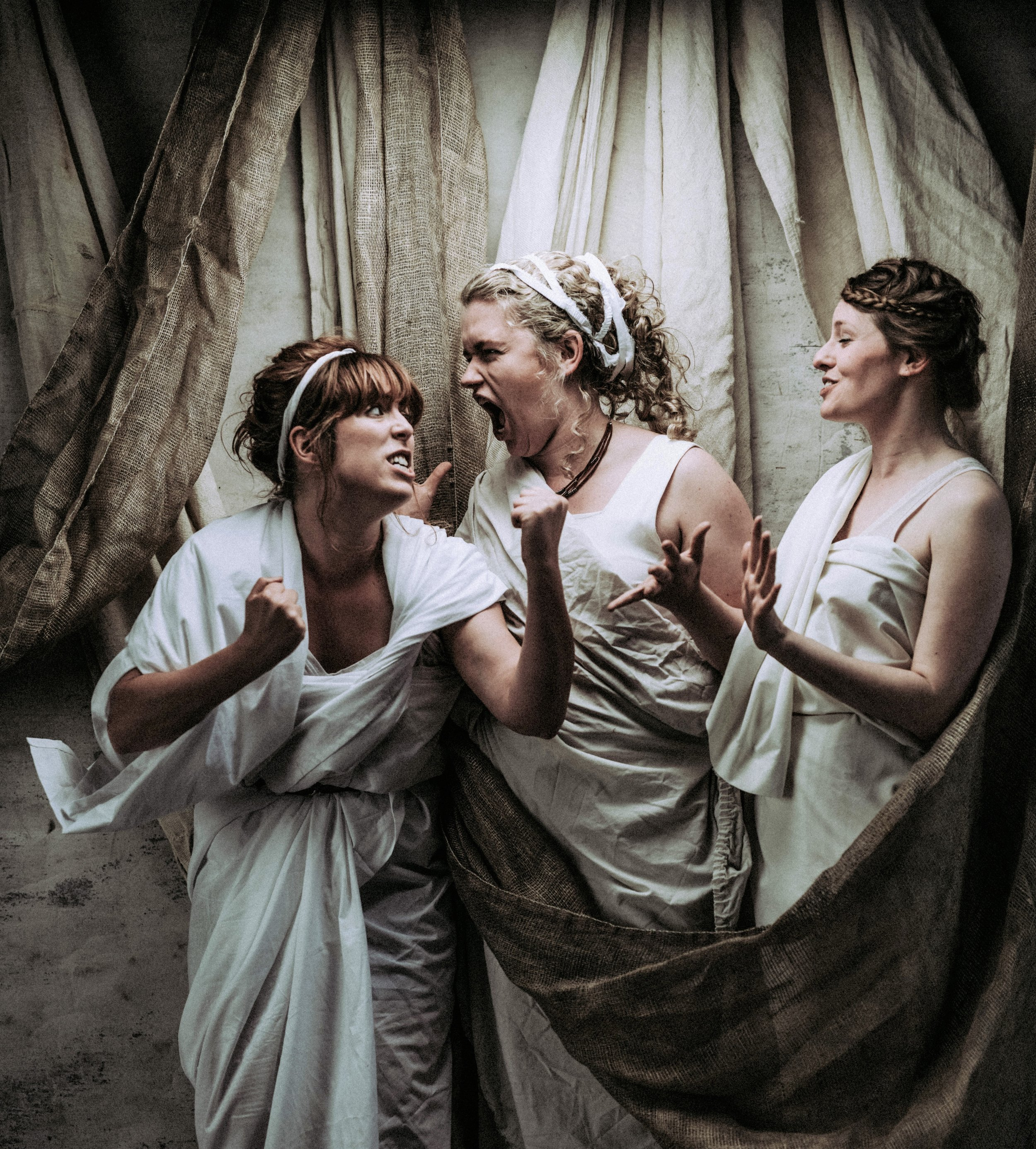 WOMANS(Like romans, but with a 'w') -