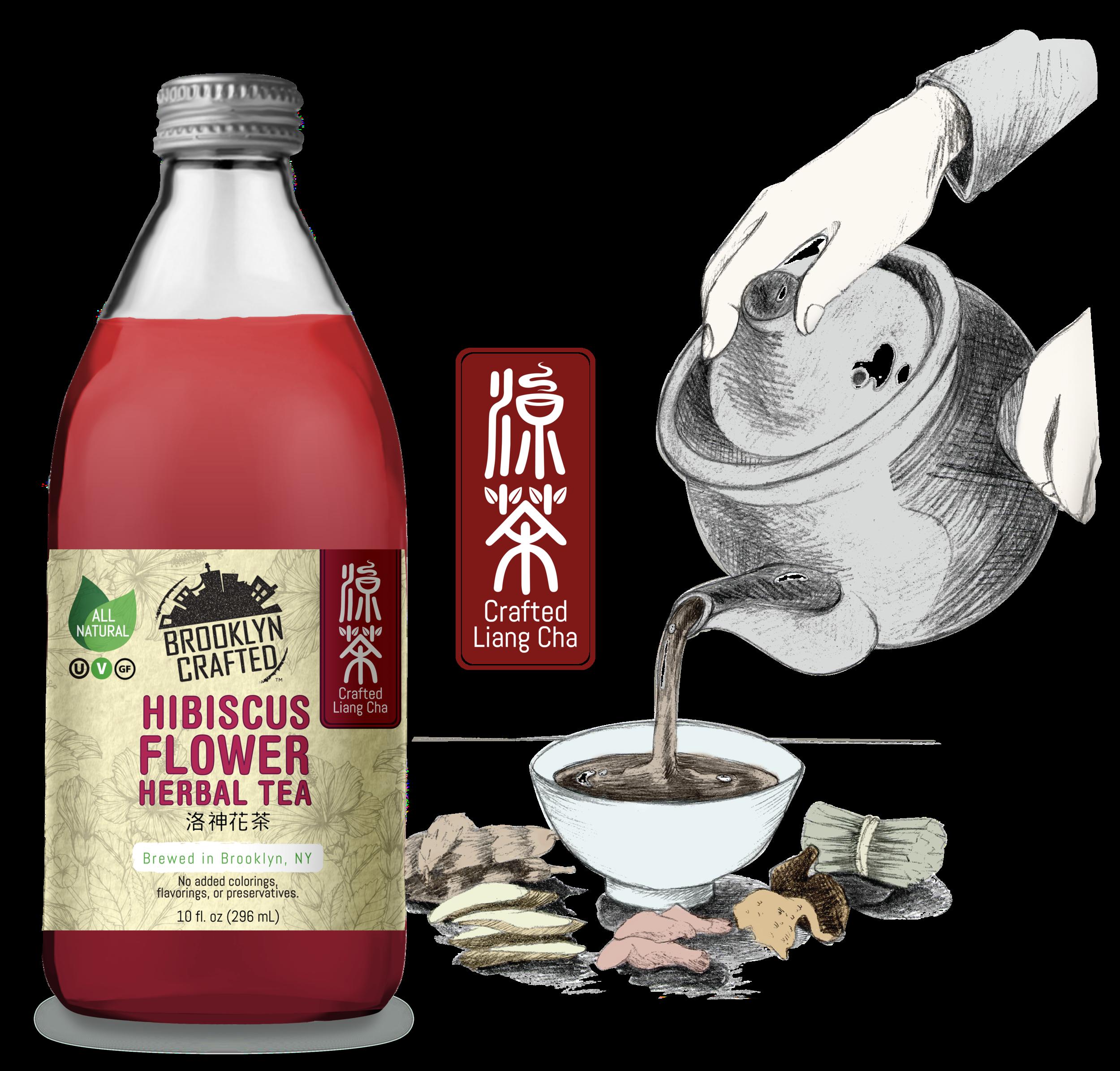 Liang Cha Herbal Tea — BROOKLYN CRAFTED