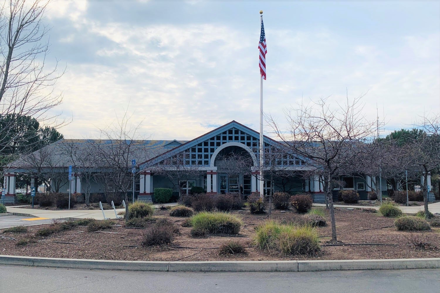 California Water Service Center - Chico, CASingle story wood framed structure with steel stud walls of 20,900 square feet.