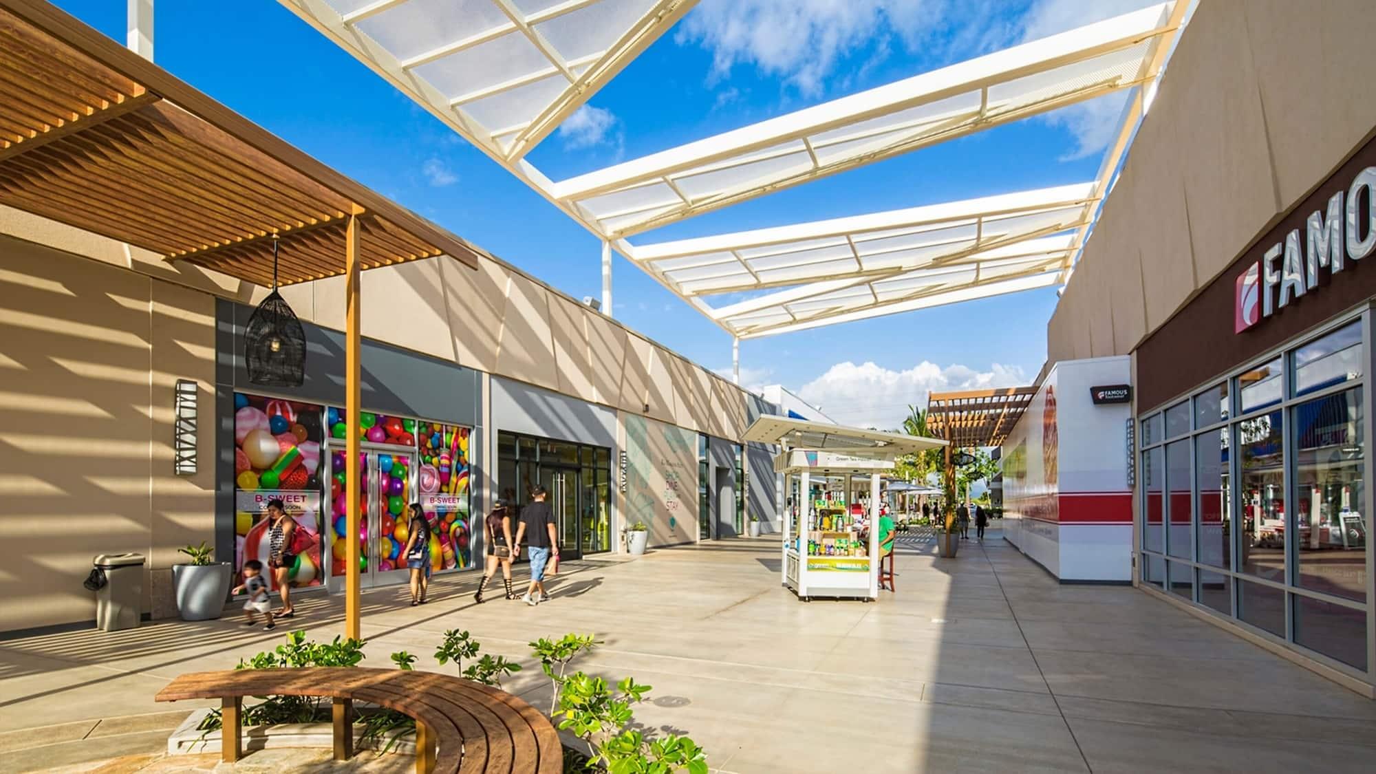 Ka Makana Ali'i Regional Shopping Center - Kapolei, HI
