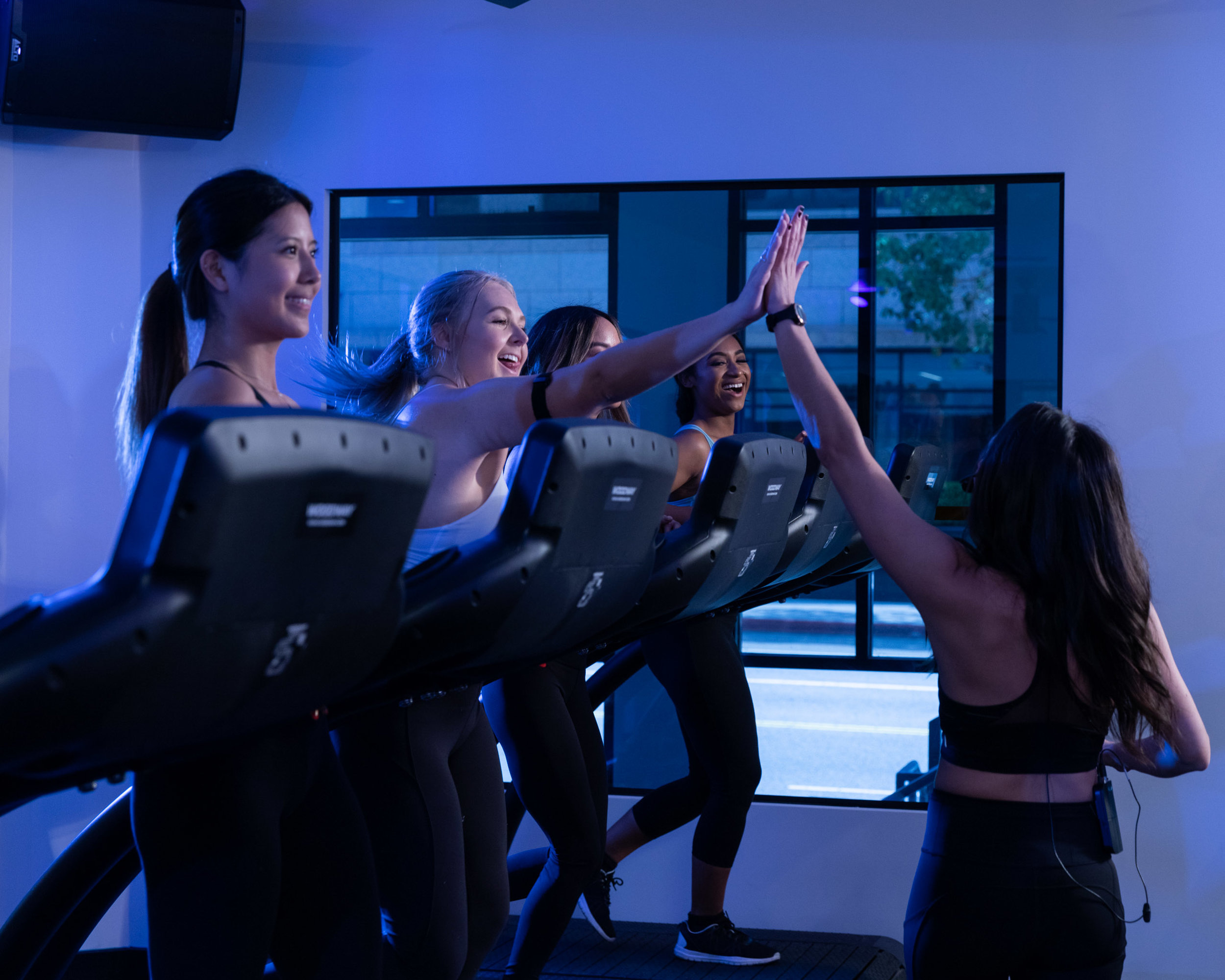 Community - You set your individual pace and goals, but in our DASH classes, you and your classmates will create an unstoppable, collective energy greater than its individual parts.