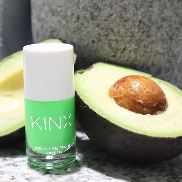 Happy National Avocado Day 🥑 !!! What better way to show off how much you love avocados than by painting your nails neon green 😁. . . . . . #nationalavocadoday #neongreennails #nailpolish #gelnails #peeloffnailpolish #beauty #fitness #activebeauty