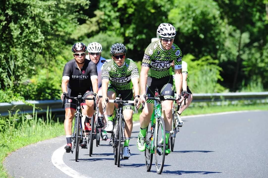 GAVIA Cycing Group Ride