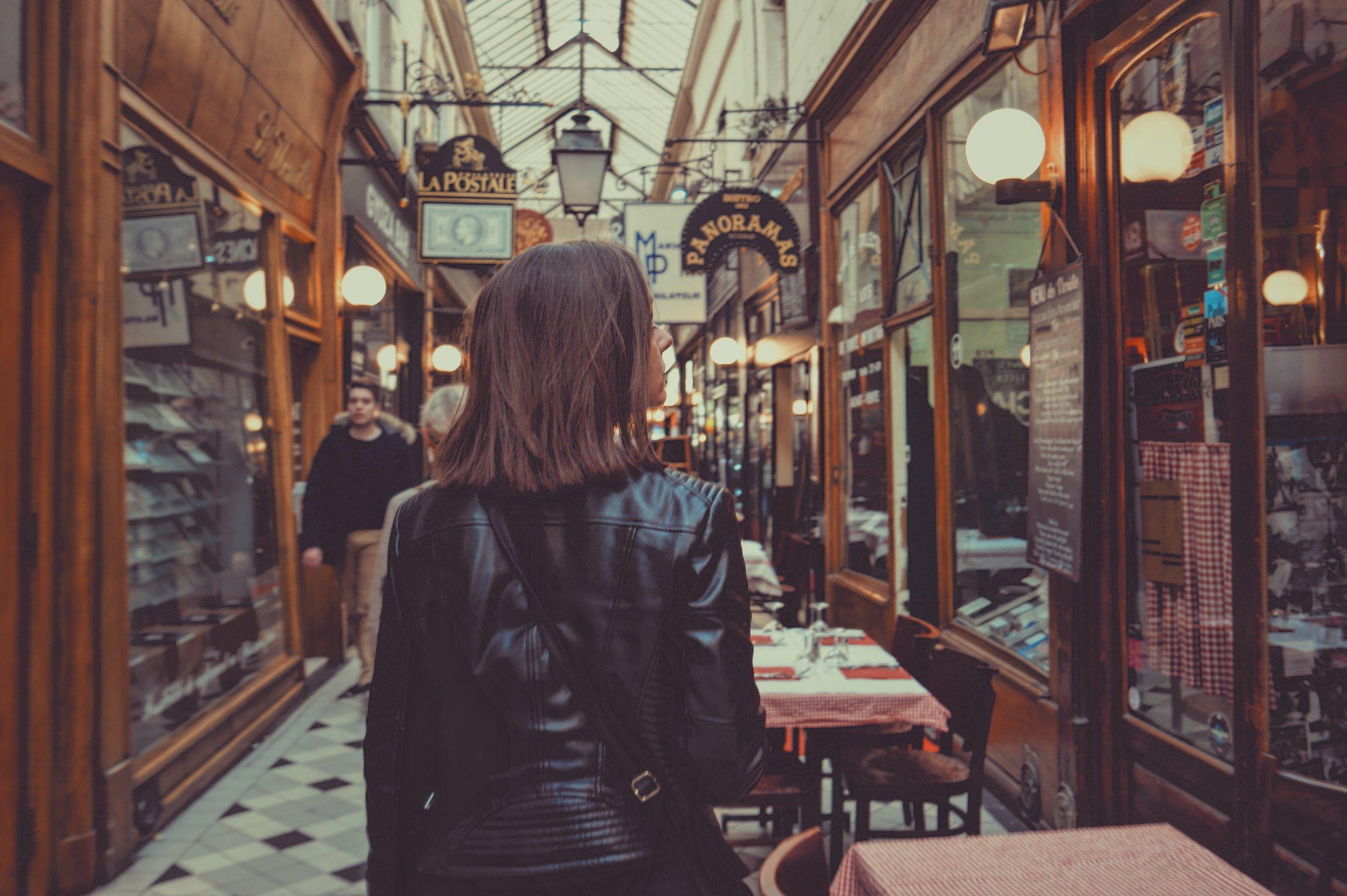 Hallway Paris