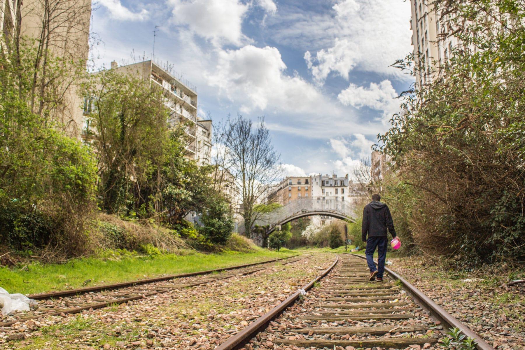 La Petite Ceinture, Paris
