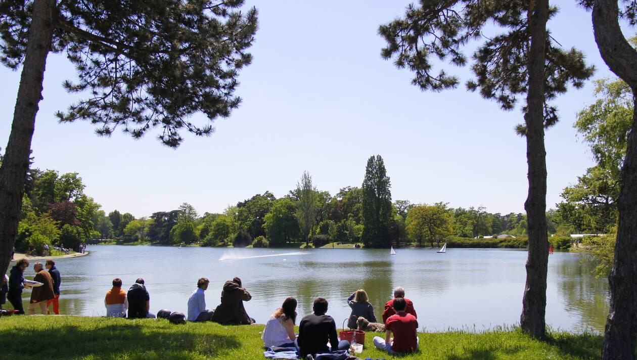 ….Bois de Boulogne, 16th arrondissement ..Le Bois de Boulogne, 16e arrondissement….