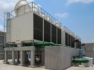 Industrial HVAC -