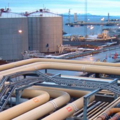Oil & Gas Terminals -