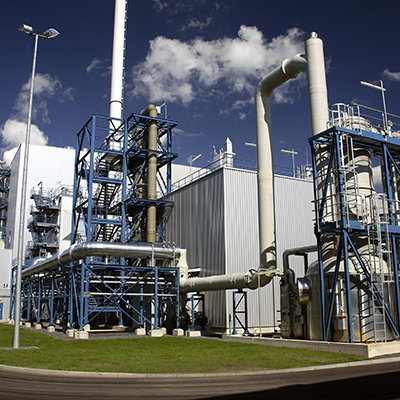 Power Generation Plants -