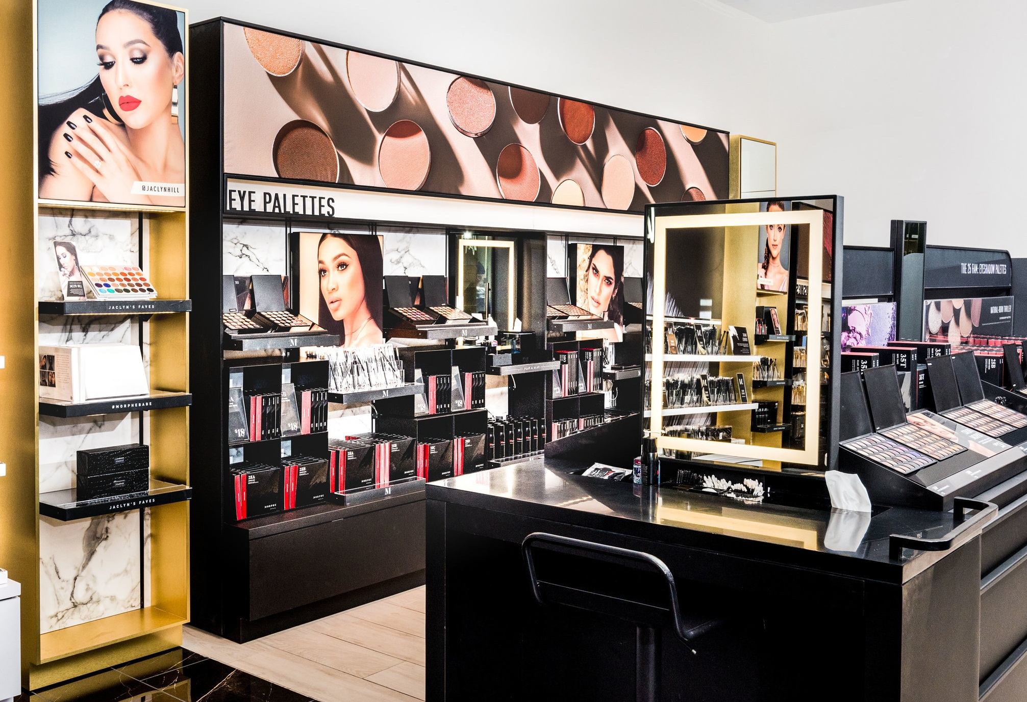 Morphe Cosmetics   (full store environment)