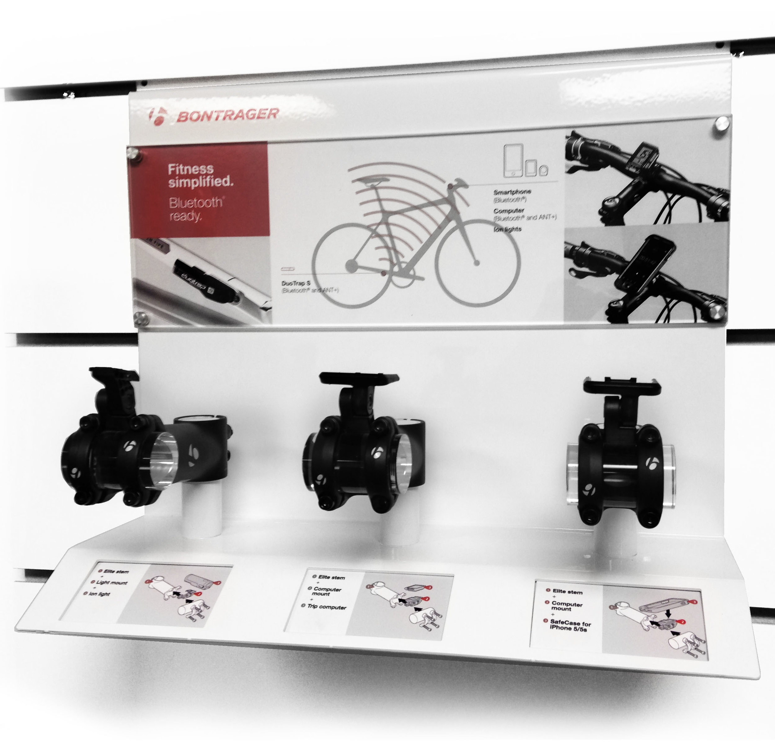 Trek Bikes  - Accessory Shelf
