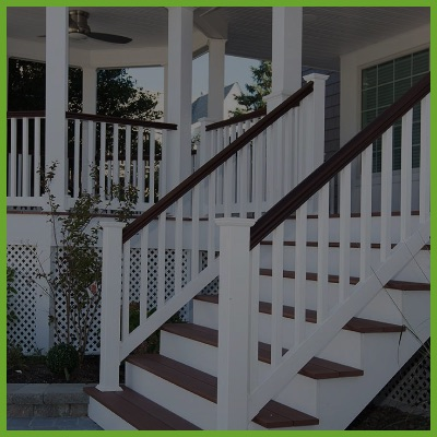 <p><strong>Composite Railings</p>