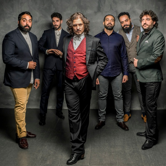 FLAMENCO LEGENDS - THE PACO DE LUCÍA PROJECT - OCT 17, 2019GEORGE WESTON RECITAL HALLMERIDIAN ARTS CENTREHI-RES PHOTOSLEARN MORE