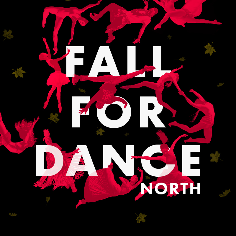 FALL FOR DANCE NORTH - OCT 2-6, 2019MERIDIAN HALLPRESS RELEASELEARN MORE