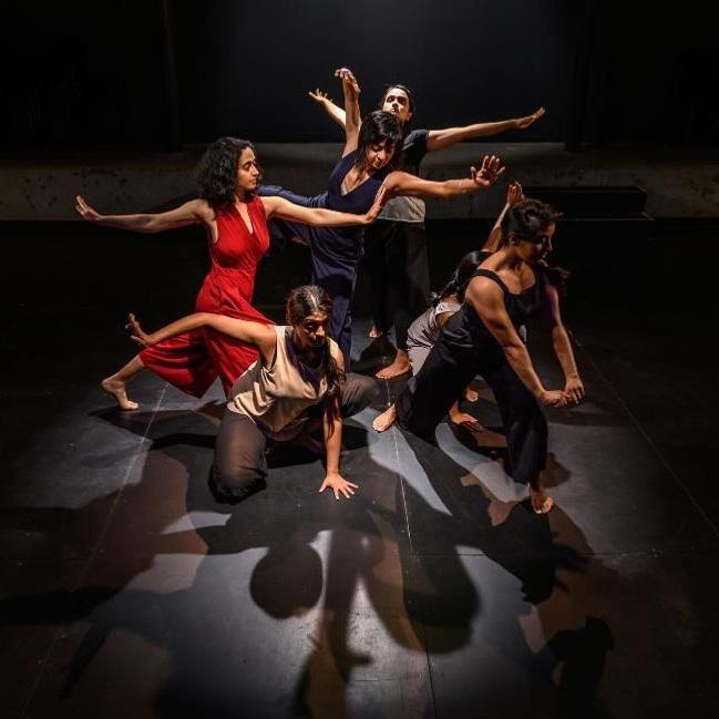 NOVA DANCE & PARUL SHAH DANCE COMPANY -