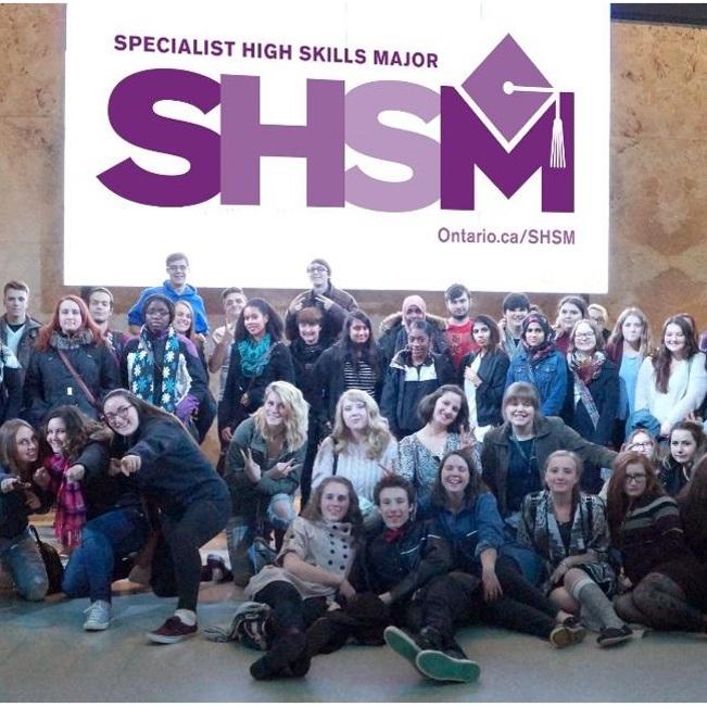 SHSM WORKSHOPS -