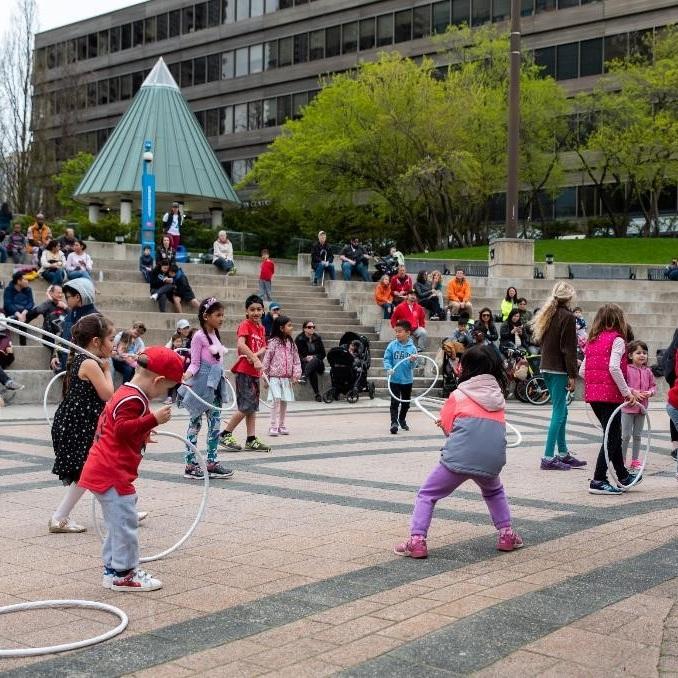 UPTOWN INTERNATIONAL CHILDREN'S FESTIVAL -