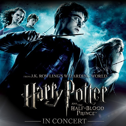 HARRY POTTER AND THE HALF-BLOOD PRINCE -