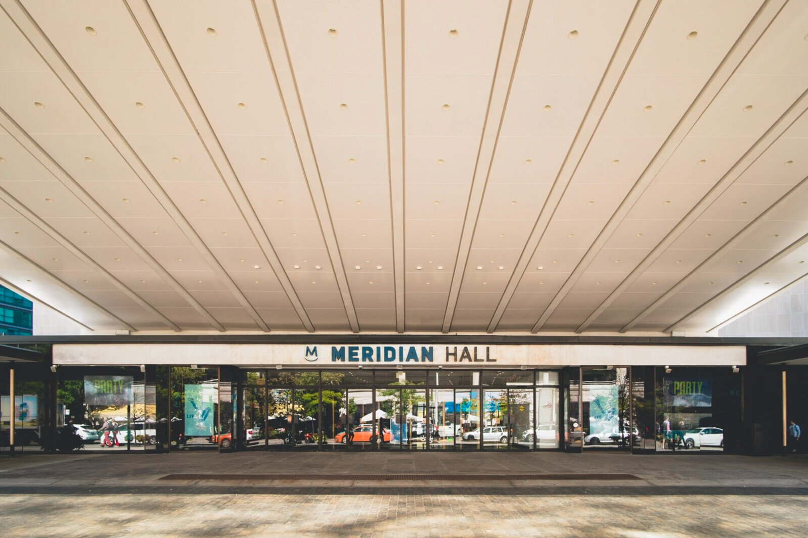 MERIDIAN HALL - formerly Sony Centre for the Performing Arts
