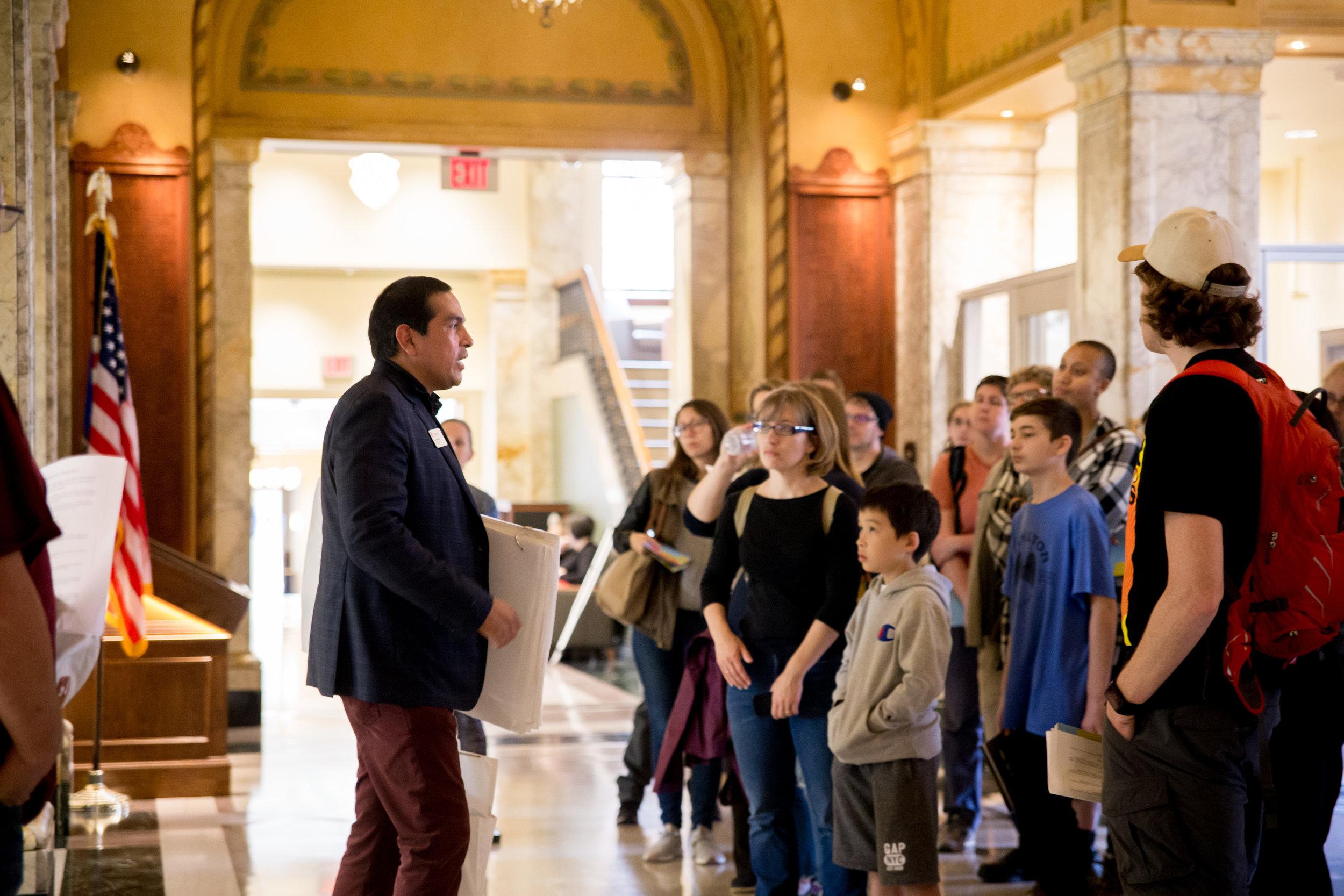 First Nations Cultural Landscape Tour