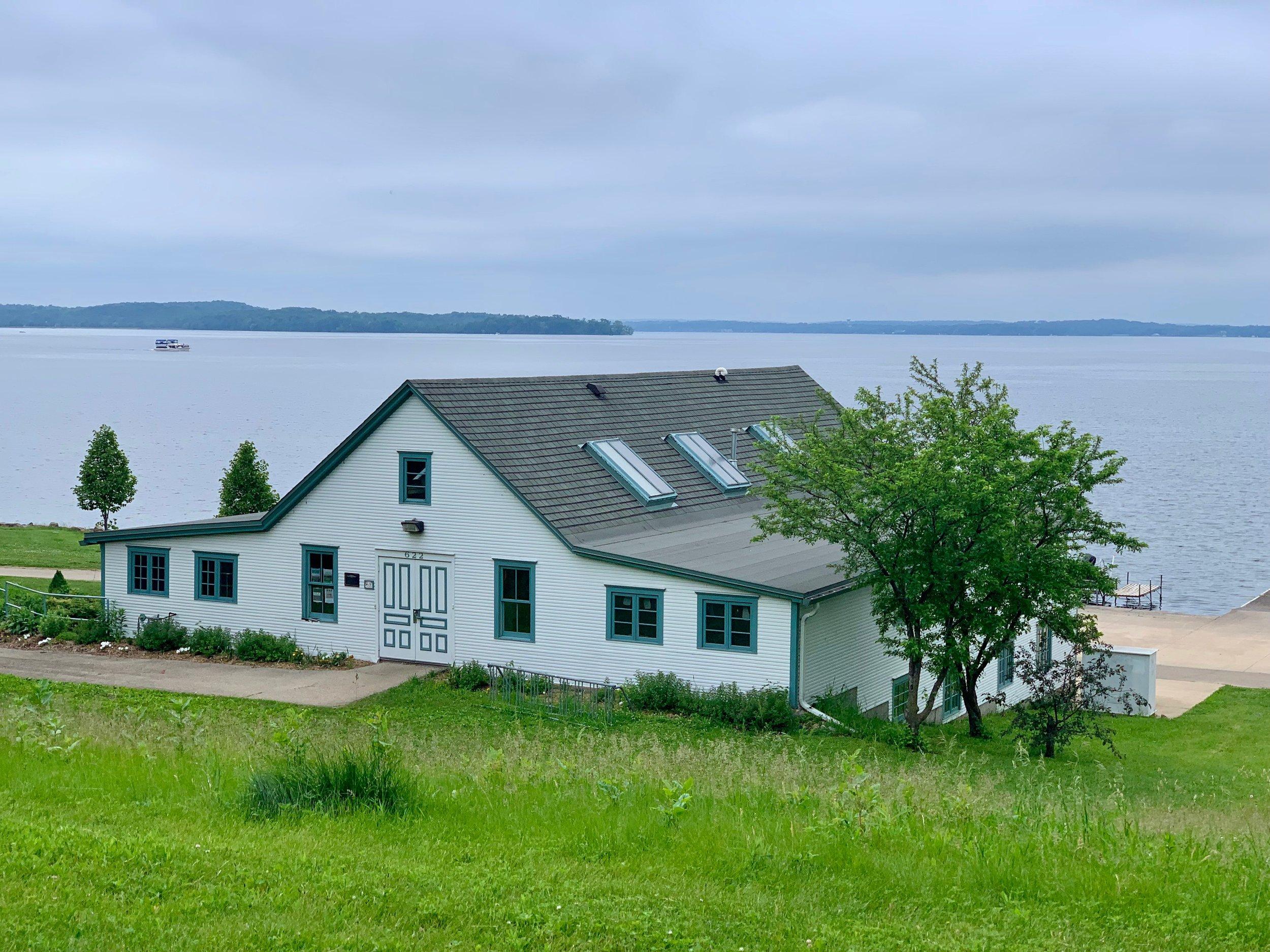 Bernard-Hoover Boathouse