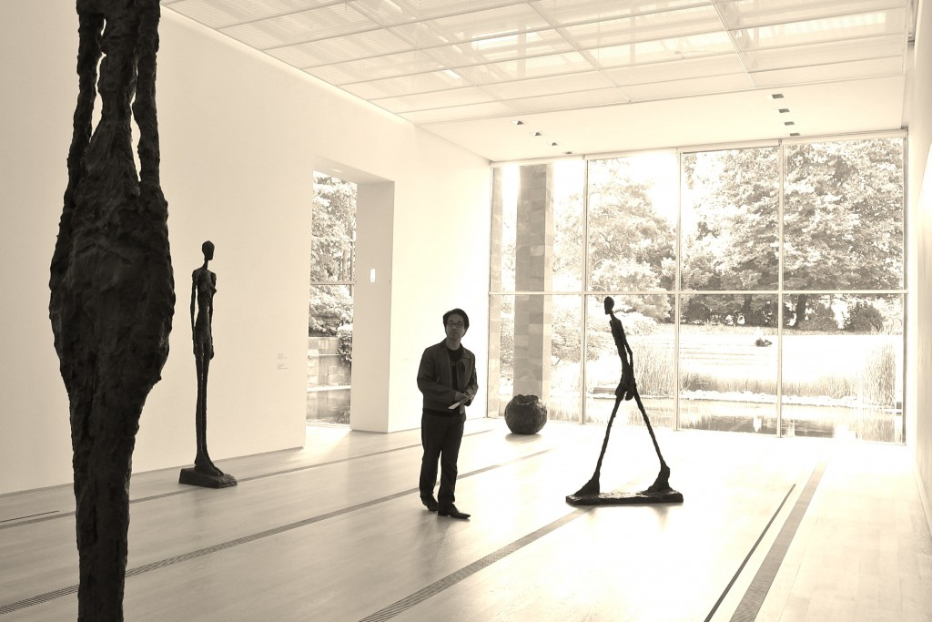Giacometti at Beyeler Foundation