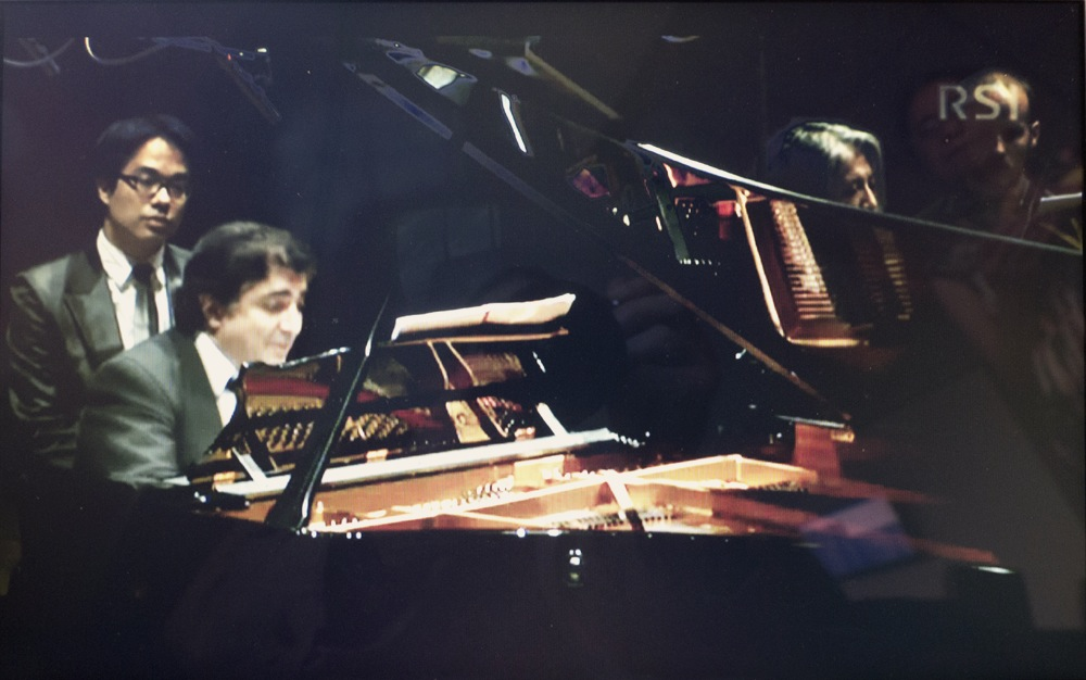 In the music, Sergei Babayan and Martha Argerich perform